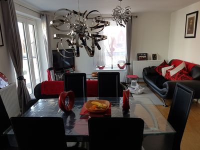 Photo for 1 geust double bedroom in a 2 bed apartment.