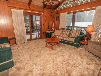 Photo for House 491 m from the center of Big Bear Lake with Parking, Washing machine (983732)