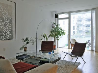 Photo for City Apartment in Copenhagen with 2 bedrooms sleeps 4