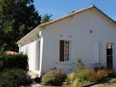 Photo for House in the countryside and 5kms from the beaches of St Palais sur Mer