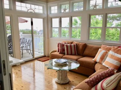 Photo for Family Getaway w/ Ocean Views & Coffins Beach Access