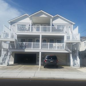 Photo for 7th Ave Beach Block Condo in North Wildwood