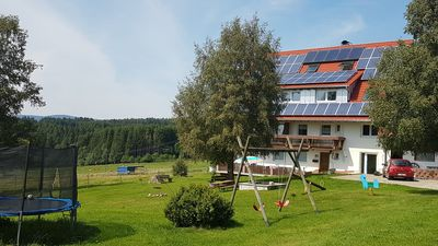 Photo for Cozy apartment not far from Schluchsee.