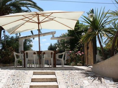 Photo for Vacation home flower beach villa  in Taviano, Puglia - Salento - 6 persons, 2 bedrooms