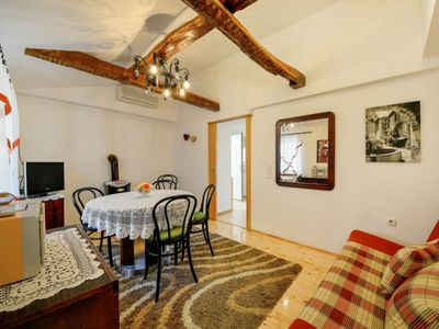Photo for Vacation home Bruna in Brseč - 3 persons, 1 bedrooms