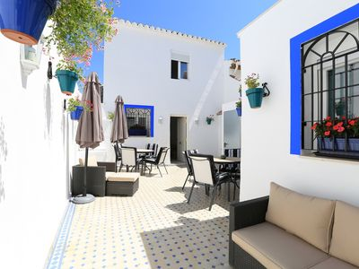 Photo for two bedroom house in Estepona Centro