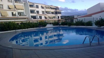 Photo for Funchal - 1 bed apt with pool, wifi & sat tv