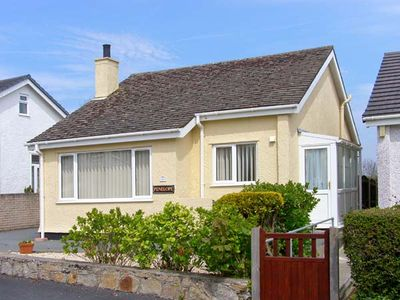 Photo for 2BR Cottage Vacation Rental in Benllech