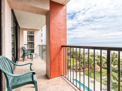 Photo for Beautiful OCEAN FRONT CONDO!  Sleeps 10/Special  Summer Rates!