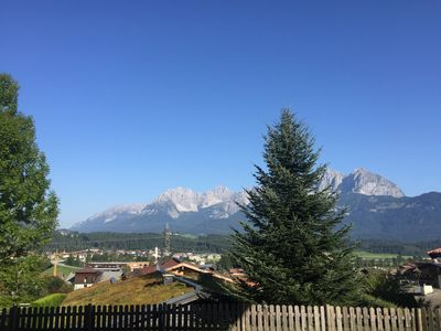 Photo for Fantastic mountain view chalet, 10 min to Kitzbühel, ski in ski out, 8 persons