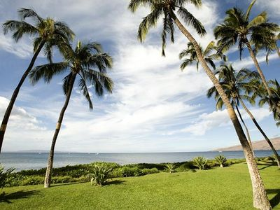 Photo for up to 25% Flash Sale!! Ground Floor Condo Steps from the Beach in North Kihei