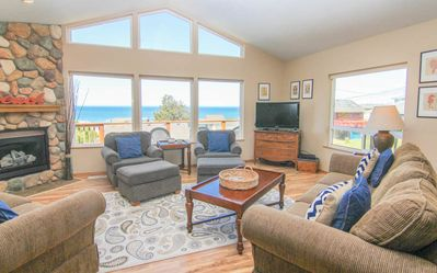 Photo for Three-Story Ocean-View Packs in the Fun!