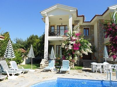 Photo for A Ground Floor Apartment With Shared Pool In Well Tended Grounds