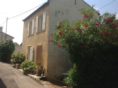 Photo for Cottage by the Sea. Cote D'azur .France .5mins to Beaches,Vineyards,Hills.