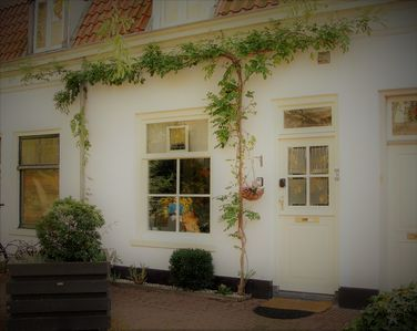 Photo for Charming House in Historic Haarlem (incl. Bicycles, Laundry & Garden Courtyard)