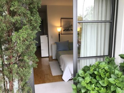 Photo for Bright and cozy room with private bathroom in a privileged situation