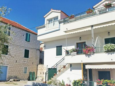 Photo for Apartment Viktorija in Trogir/Vranjica - 3 persons, 1 bedrooms