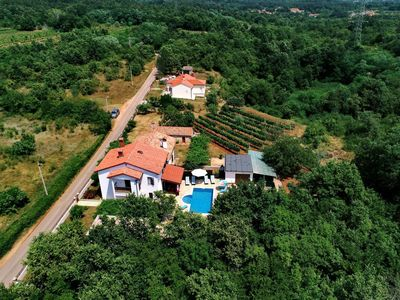 Photo for Family friendly house with a swimming pool Marići, Labin (K-17820)