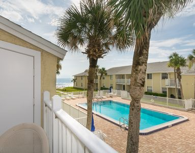 Photo for CBC208 - Sea Esta Condo at Colony Beach Club - #208 2nd Floor Poolside Condo with Ocean Views