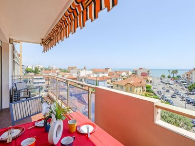 Photo for Apartment Etoile de Mer in Cagnes-sur-Mer - 6 persons, 2 bedrooms