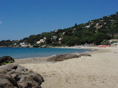 Photo for 20 meters from the beach, rent CAUTION SUNDAY to SUNDAY
