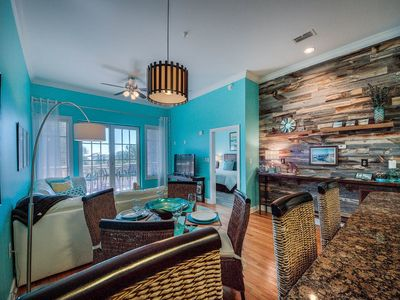 Photo for Community Pool - Beautifully Decorated Condo in the Villages of South Walton - `The Magnolia`