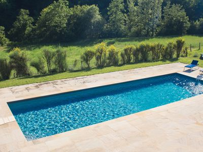 "Photo for Designer Country Villa ""Casa Lera"" with Pool and Vineyard"