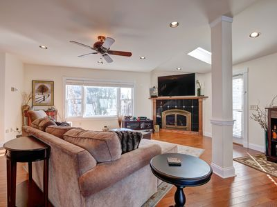 Photo for Hidden gem of a house! Walk to Acadia National Park & all downtown Bar Harbor!