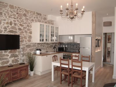 Photo for The charm of the Provencal village in the heart of Cannes, near the beaches and the Palais