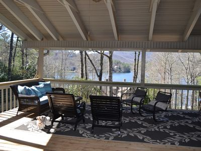 Photo for Spacious, Renovated Lake House with Incredible Views & Room For Everyone!