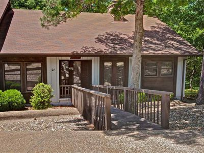 Photo for Steps from Lake Rayburn!!! Charming 3 bedroom condo just off Hwy 71