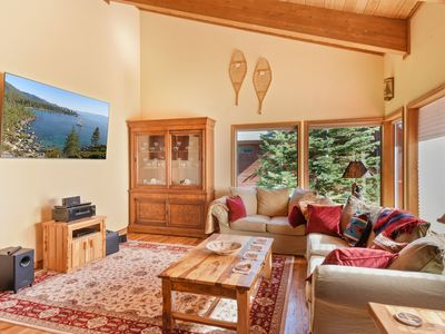 Photo for Spacious getaway short drive to Northstar, Game room for kids, Smart TV, Rice Co