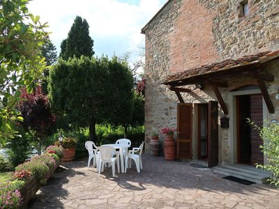 Photo for Chianti countryside holiday rental