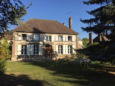 Photo for Spacious bourgeois house near Troyes