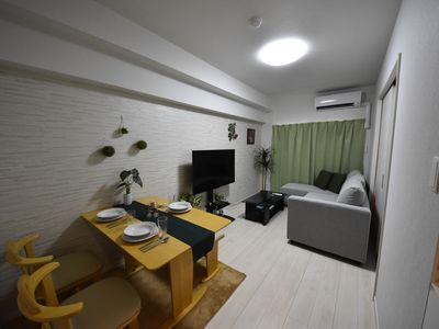 Photo for Travel lovers must-see, room of new construction new opening! !Best Location Fukuoka.