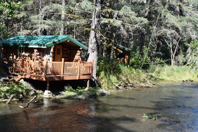Alaska Creekside Cabins Seward