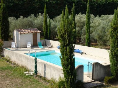Photo for Vacation home L'Olivier  in Saint - Rémy - de - Provence, Provence - 4 persons, 2 bedrooms
