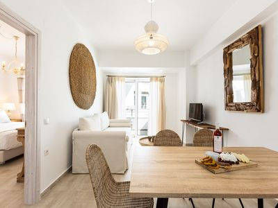 Photo for Cyano Hotel, 2 Bedroom Apartment in Plakias Beach
