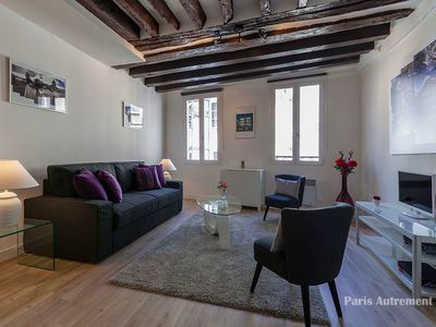 Photo for Pygmalion - 4P - apartment close to the Louvre and the Palais Royal