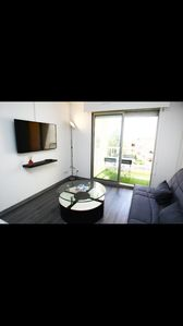 Photo for Charming T2 in Frejus with swimming pool, beaches, tennis, wifi, garage, air conditioning, etc ...