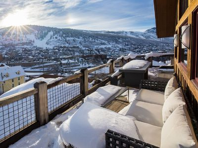 Photo for Magnificent 6 BR Deer Valley & Old Town House with views, premier location, and luxury amenities!