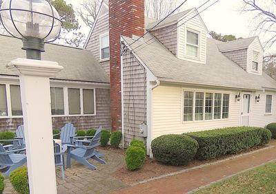 Well-maintained Brewster vacation home sleeps up to 11.