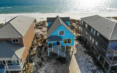 Photo for Morning Glory, Coastal Beachfront Cottage, Pet Friendly, Great Family Home!