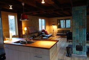 Photo for 2BR Cabin Vacation Rental in Chesterfield, Massachusetts