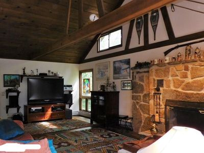 Bella Vista! Beautiful views of Gore Mountain and a Cozy Fireplace for Apres Ski