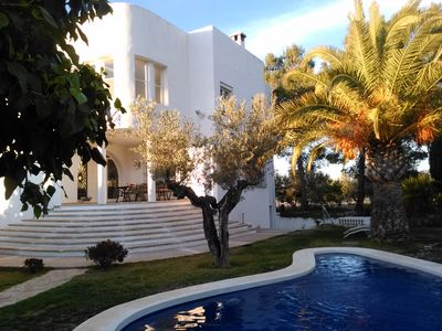 Photo for VILLA CLOSE TO COAST, PRIVATE GARDEN AND SWIMMING POOL, PARKING AND FREE WIFI