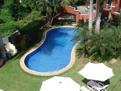 Photo for 2 Bedroom, 2 Bath, your own roof top terrace, in the heart of Tamarindo