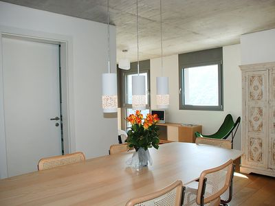 Photo for Apartment in the center of Mergoscia with Parking, Internet, Washing machine, Balcony (516575)