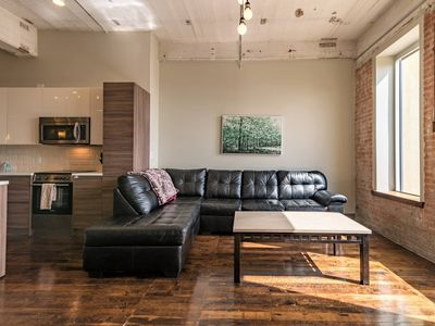 Photo for Apartment in the center of Dallas with Lift, Internet, Washing machine, Air conditioning (923141)