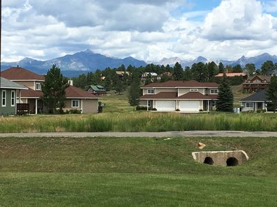 Photo for Hospitality with Views of Mountains & Walk to Rec Ctr, Shops & More